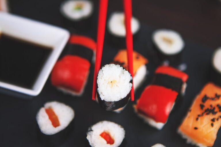 Sushi: ecco come prepararlo a casa